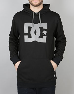 DC Snowstar PO 2017 Pullover Hoodie - Black
