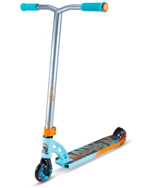 Madd MGP VX7 Pro Scooter - Teal/Orange