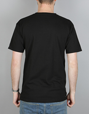 Emerica Wild In The Streets Austin T-Shirt - Black