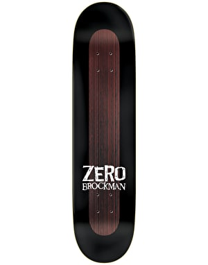 Zero Brockman From Hell Impact Light Pro Deck - 8.5