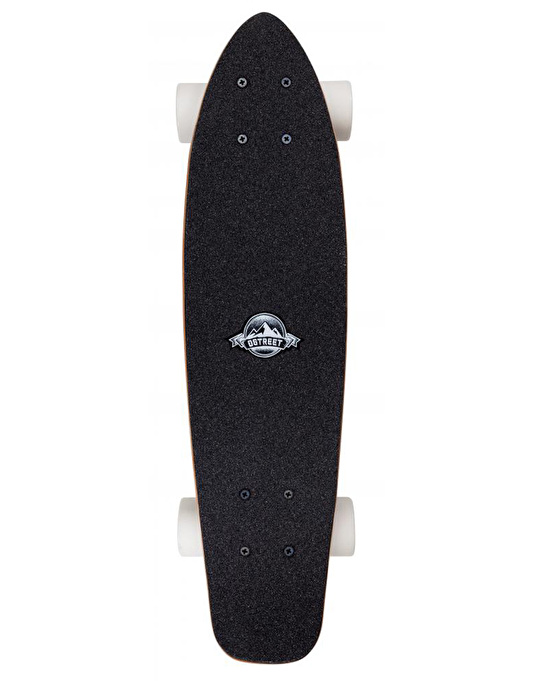"D Street Maple Ride Free Cruiser - 6"" x 23"""