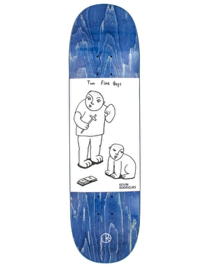Polar Rodrigues Two Fine Boys Pro Deck - P2 Shape 8.5