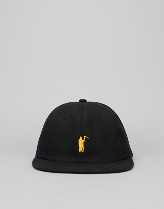 Acapulco Gold Reaper 6 Panel Cap - Black
