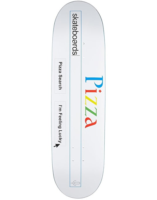 Pizza PZ Search Team Deck - 8.375""