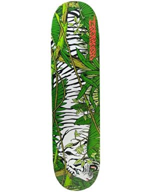 Primitive Rodriguez Jungle Cat Pro Deck - 8.1