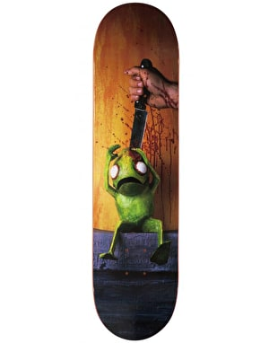Alien Workshop Stabbing Icon Series Team Deck - 8