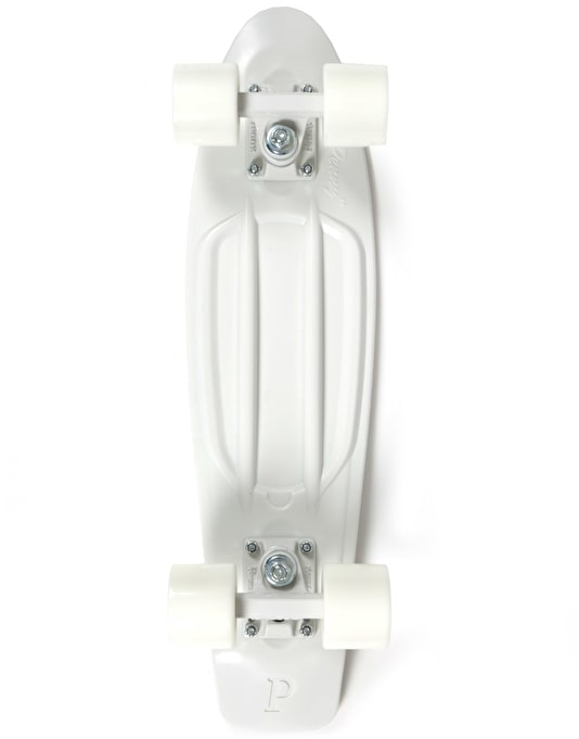 Penny Skateboards White Lightning Classic Cruiser - 22""