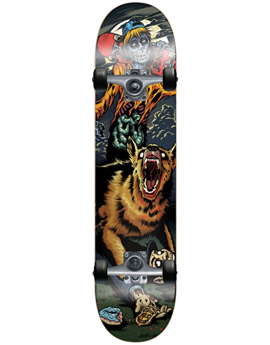 Blind Mad Dog Mid Complete Skateboard - 7.375""