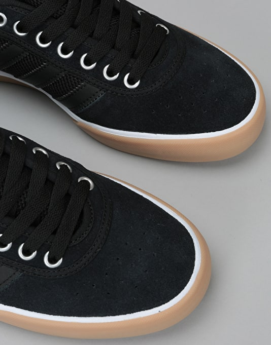 Adidas Lucas Premiere ADV Skate Shoes - Core Black/Supplier Colour/Gum