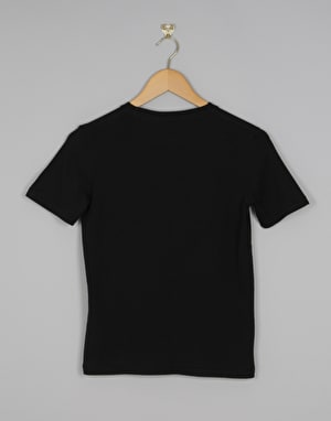 Globe Stack Boys T-Shirt - Black