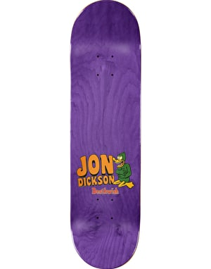 Deathwish Dickson Teen-Ager Pro Deck - 8