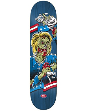 Real Clinton (Democrats)The Running Dead Team Deck - 8.06