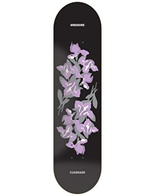 The National Skateboard Co. Gregy Flowers Pro Deck - 8.125