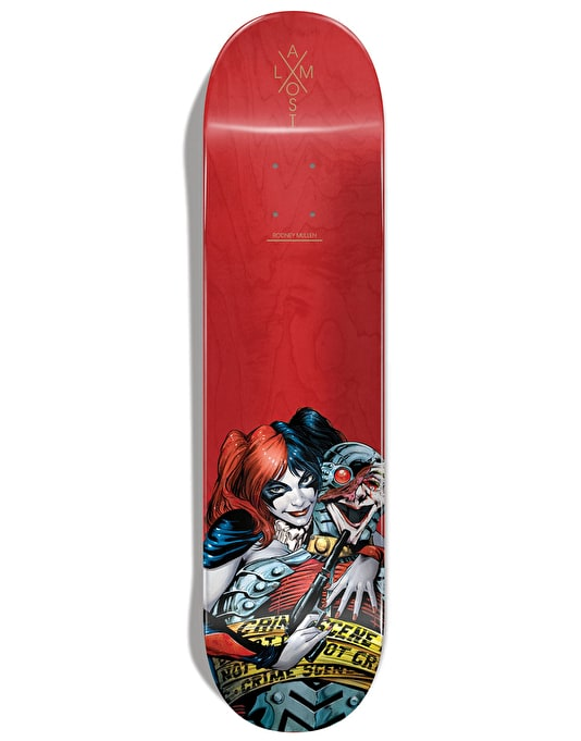 Almost x DC Comics Mullen Suicide Squad (Justice League) Deck - 8.125""