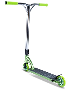 Madd MGP VX7 Team Edition Scooter - Lime/Chrome