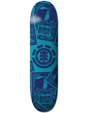 Element Westgate Amplify Featherlight Pro Deck - 8