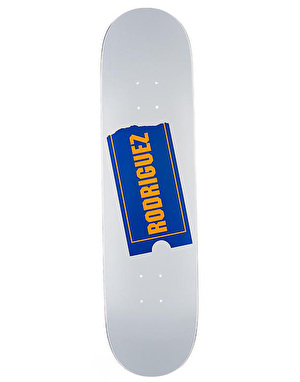 Primitive Rodriguez Late Fee Pro Deck - 8