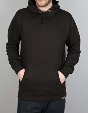 Route One Essentials Pullover Hoodie - Black