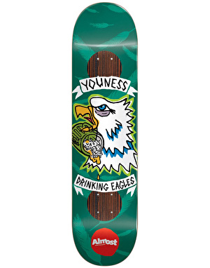 Almost Youness Jail Tats Impact Support Pro Deck - 8.1
