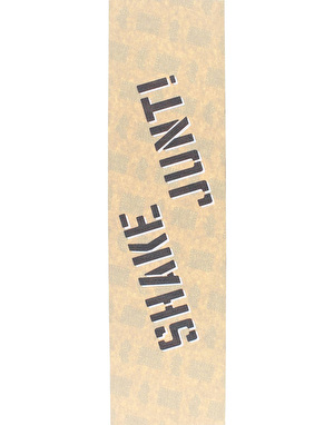 Shake Junt Clear Logo Grip Tape Sheet