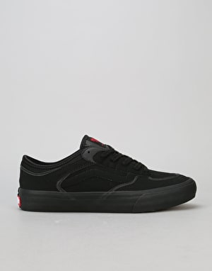 Vans Rowley Pro 50th Anniversary Skate Shoes - '00 Black/Black