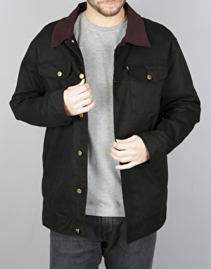 Pass Port Workers Late Jacket - Black