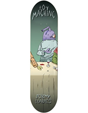 Toy Machine Leabres Last Supper Pro Deck - 8.125