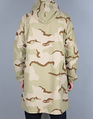 Stüssy Light Ripstop Hooded Jacket - Camo
