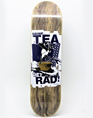 Lovenskate Drink Tea Get Rad! Team Deck - 8.25