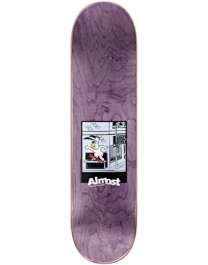Almost x Hanna-Barbera Youness Droopy Boombox Pro Deck - 8