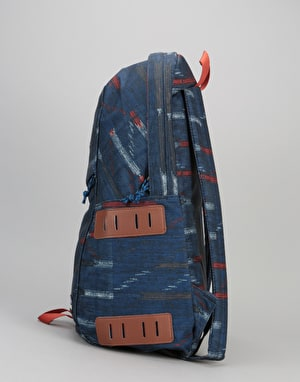 Patagonia Ironwood Pack 20L Backpack - Elwha Ikat/Navy Blue