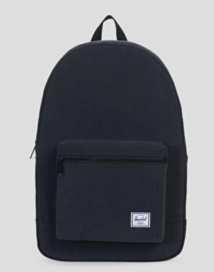Herschel Supply Co Cotton Casuals Daypack Backpack - Black