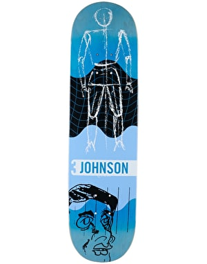 Quasi Johnson Futuro [One] Pro Deck - 8.125