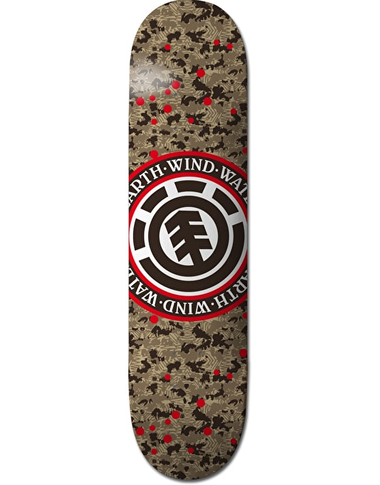 Element Griffin Seal Featherlight Team Deck - 8""
