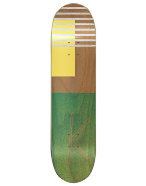 Isle Knox Brush Pro Deck - 8.375