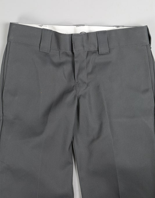 "Dickies 873 Slim Work Pant 30"" Leg - Charcoal"