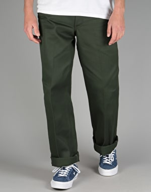 Ben Davis Original Bens Work Pants - Olive