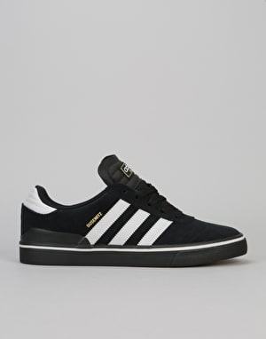 Adidas Busenitz Vulc Skate Shoe - Core Black/Grey One/Core Black