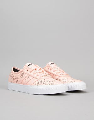 Adidas Adi-Ease Classified Skate Shoes - Haze Coral/Core Black/Blue