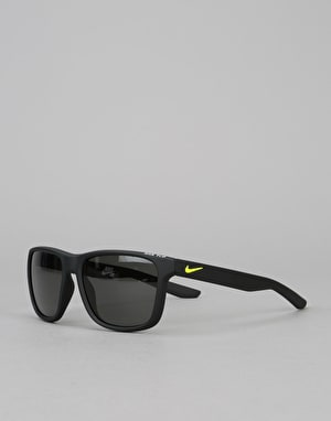 Nike SB Flip Sunglasses - Matte Black/Grey