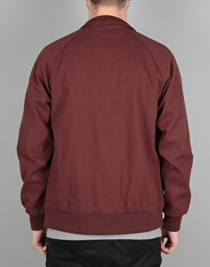 Altamont Carnaby Harrington Jacket - Oxblood