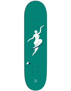 Polar No Complies Forever Skateboard Deck - 8.5