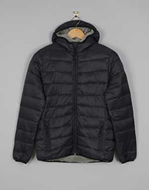 Globe North Point Boys Puffer Jacket - Black