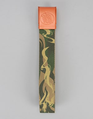 Santa Cruz Clamp Belt - Camo
