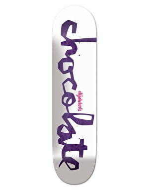 Chocolate Berle Original Chunk Pro Deck - 8.5