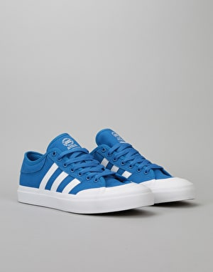 Adidas Matchcourt Skate Shoes - Bluebird/White/Gum