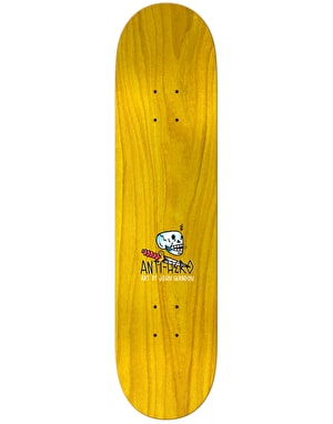 Anti Hero Hewitt A Doper Grape Pro Deck - 8.62