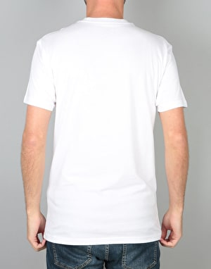 Vans Above Chima T-Shirt - White