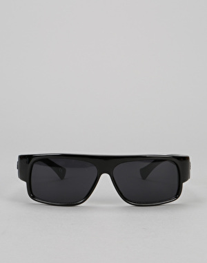 Santa Cruz Cholo Sunglasses - Gloss Black