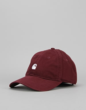 Carhartt Major Cap - Amarone/White